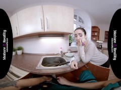 MatureReality VR - Russian Housewife|12::Cumshot,16::Mature,30::POV,38::HD,43::Virtual Reality,2221::European,2241::Reality