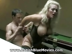 Rebecca Jane Symth - British Busty Blonde