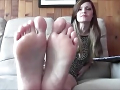 feet humiliation