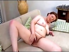 Hairy Mature From LOOK4MILF.COM Romana On Sofa