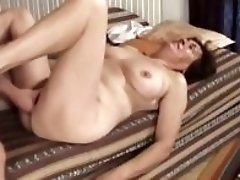 Wife catches him fucking mother in law