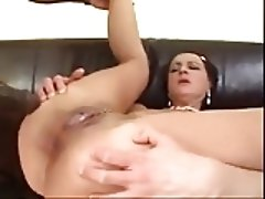 Slut Blonde Mom Fucked in The Office