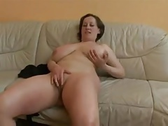 German Milf vesrus a young man