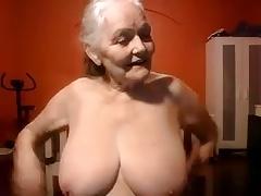 Granny I'd Love To Fuck