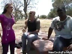 Wifey Nikki Sexxx Picked At The Park