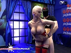 German Goo Girls - Mila Milan in The Sperm Arena