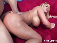 Busty MILF Shyla Stylez gets a hardcore fucking