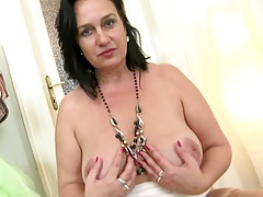 Mature sex bombs with perfect curvy bodies