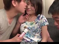 Group sex extreme with Japan Nana Nakamura