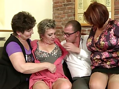 Old slut mothers suck and fuck not their sons