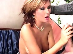 Paris Lorenz Gets Drilled By A Thick Cock