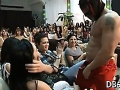 Horny Hag Pounded By 2 Cocks Up Her Ass