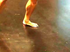 Diamond Calves, Sexy Feet