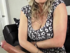Milf seduces young dick Cory Chase in Revenge On Your Father